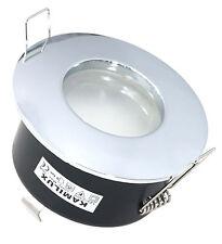 230V Bad-Strahler Feuchtraum Deckenleuchten AQUA IP65 & 7W=70W GU10 LED-Spot