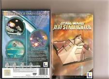 STAR Wars Jedi Starfighter PLAYSTATION 2 PS2 PS 2