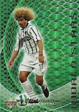 2000 Upper Deck Major League Soccer 'World Stars' Chase/Insert Cards - MLS