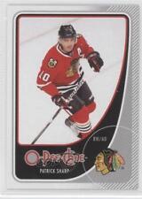 2010-11 O-Pee-Chee #257 Patrick Sharp Chicago Blackhawks Hockey Card