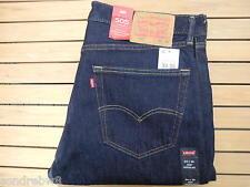 Levi´s ® 505 ® Herren Jeans Rinsed Indigo/ Blau Gr. 30 32 33 34 36 38 40 42  NEU