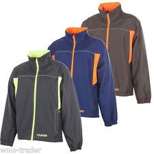 Arbeitsjacke Softshelljacke Berufsjacke Berufskleidung Basalt Neon Planam neu