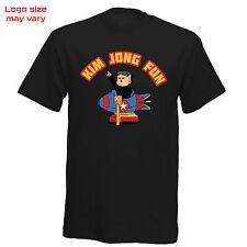 Kim Jong Fun Funny Mens Womens Boys T shirt inspired
