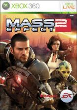 MASS EFFECT 2 GIOCO XBOX 360 NUOVO ITALIANO XB 360 ITA