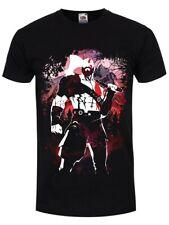 Kratos Silhouette Men's Black T-shirt