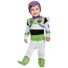 Deluxe Buzz Lightyear Costume Toy Story Halloween Fancy Dress