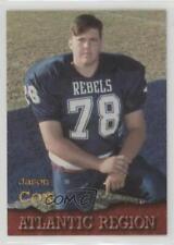 1996 Roox Atlantic Region High School Football #36 Jason Cox Rookie Card
