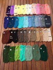 NEW Handmade Crochet Newborn Knit Swaddle Sack Pouch Cocoon Photo Prop 667739c5433