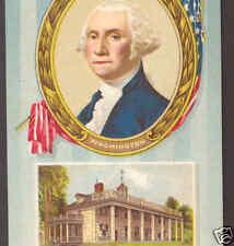 Mt. Vernon Home Of President G. Washington Old Postcard