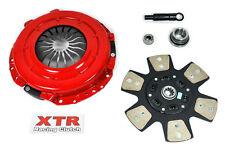XTR STAGE 3 MIBA CLUTCH KIT 99-04 FORD MUSTANG COBRA SVT MACH 1 GT TR3650 4.6L