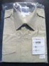 New FAD British Army no2 uniform Short Sleeve Mans Fawn Shirt  future issue