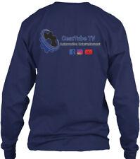 Geartube Tv - Geartubetv.com Gear Tube Automotive Gildan Long Sleeve Tee T-Shirt