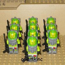 LEGO ATLANTIS Mini Figure Diver Lot Of 10