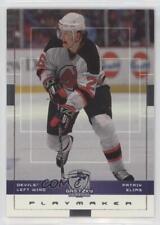 1999-00 Upper Deck Wayne Gretzky Hockey #102 Patrik Elias Detroit Red Wings Card