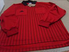 Genuine Adidas Men's Long Sleeve Football Referee PRO Jersey Shirt, Size: M, L