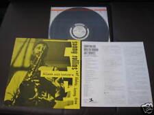 Sonny Rollins with MJQ Japan White Label Vinyl LP 1972