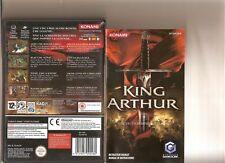 King Arthur Nintendo Gamecube/Wii Raro basado en la película