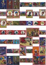 Panini - Bob der Baumeister - Sticker 1-49 aussuchen