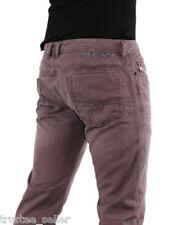 NEW DIESEL Brand Mens Jeans Regular Slim Fit Safado 810W Color Trousers Pants