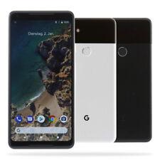 Google Pixel 2 XL 64GB 128GB schwarz weiß / schwarz / Gebrauchtware