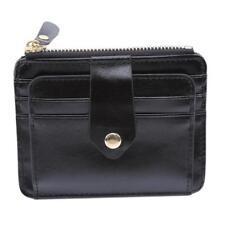 EG/_ Men/'s Faux Leather Slim Money Clip Wallet ID Credit Card Holder Case Fancy