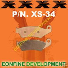 XS34 BRAKE PAD FOR HONDA CRE260 XR400 XR440 CRF450 TRX
