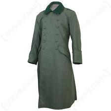 WW2 GERMAN M36 WOOL GREATCOAT - Repro Heer Army Jacket Coat Outerwear Field Grey