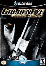 GoldenEye: Rogue Agent (Nintendo GameCube) James Bond shooter wii disc 1 only