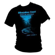 NINGALOO REEF-SUPERBA Australiano immersione subacquea sito T-shirt Da Uomo Tutte Le Taglie
