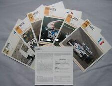 Ligier Collectors Classic Car Cards