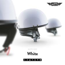 Moto d22 braincap-Jet casco de cáscara semi-casco Vespa Scooter motocicleta-casco S-XXL