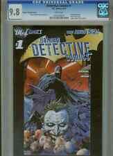Detective Comics #1 (RRP COMICSPRO)  CGC 9.8  White Pages