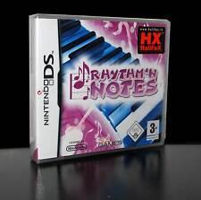 RHYTHM'N NOTES GIOCO NUOVO  PER NINTENDO DS e 3DS IN EDIZIONE ITALIANA PG149