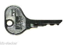 Clave 14610 llaves de lanzamiento case 88 serie poclain 39
