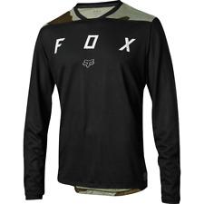 Fox Racing 2018 Indicator Long Sleeve L/S Mash Camo Jersey Black