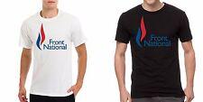 FRONT NATIONAL Marine le Pen votare Presidente Francese Francia T-shirt