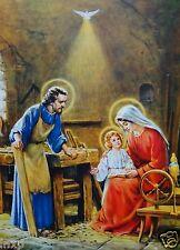 Renaissance Bilder Rahmenlos ORIENT MADONNA JESUS MARIA 70x50 50x70 auf MDF