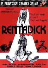 Rentadick (DVD, 2013) 1972