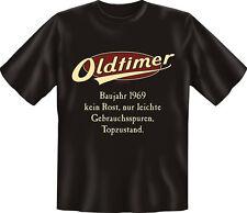 T-Shirt Fun-Shirt Geburtstag  Oldtimer Baujahr 1969 S - XXXL