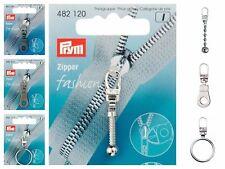 Prym Fashion Zip Puller / Zipper Pull - 5 Styles - Same Day Dispatch