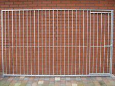 Hundezwinger Element 300x184cm mit Tür (8cm)