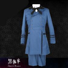 Black Butler Ciel Phantomhive Costume Cosply Uniform Fancy Dress Anime Adult
