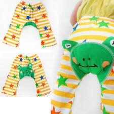 Baby Busha Flare Toddler Pants Cute Frog Animal Legging Infant Boy Girl 6m - 4T