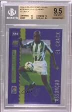 2004 2004-05 Mundicromo Las Fichas de la Liga #574 Marcos Assuncao BGS 9.5 Card
