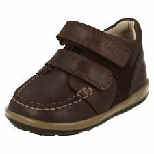 Infant Boys Clarks Boots 'Softly Doc'