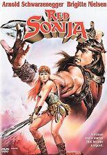 Red Sonja (DVD, 2004) Arnold Schwarzenegger & Brigitte Nielsen