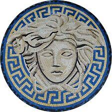 Mosaic Medallion - Versatile Mosaic Designs Ancient Mythology Mosaic