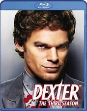 Dexter: The Third Season [Blu-ray] DVD, Michael C. Hall,