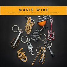 HandMade MUISC WIRE , 3D Instrument Music Gift by Musician Designer - 35 Design