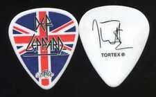 Def Leppard 2009 World Tour Guitar Pick! Joe Elliott custom concert stage Pick